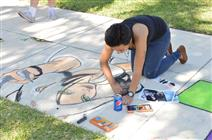 Chalk Art in progress.jpg